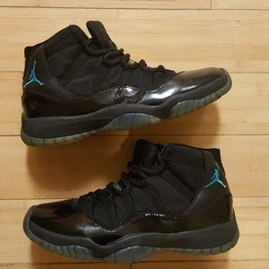 Nike Air Jordan  11 Retro  'Gamma Blue' Sneakers
